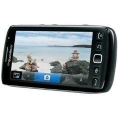 Celular Blackberry Torch 9850 Unlocked Quadband GSM/3G Smart Phone, 5-MP Camera, HD 720p video capture, Music Player, Wi-Fi and Bluetooth #Celular #Blackberry