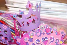 Princess Tea Party | Fairy Princess Tea Party Invitation