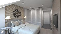 SPA + HOTEL - Średnia sypialnia małżeńska - zdjęcie od A2 STUDIO pracownia architektury