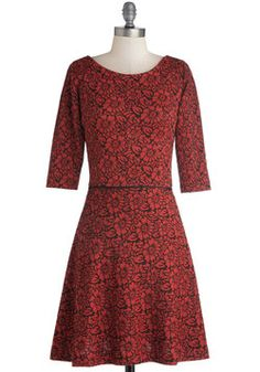 Floral Fruition Dress, #modcloth - Louche