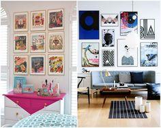 Como criar uma parede de quadros? – Jessica Flores