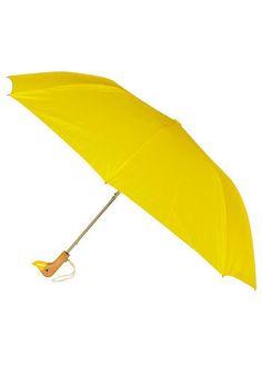 duck, duck, umbrella in yellow ♥