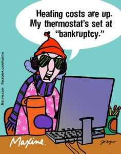 heating costs | Maxine for 2015-12-14