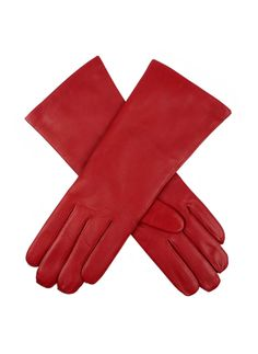 7-1096 Women's classic hairsheep leather glove with no points. Lined with cashmere