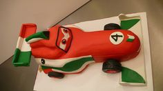 CARS 2 cake by CAKE Amsterdam - Cakes by ZOBOT, via Flickr