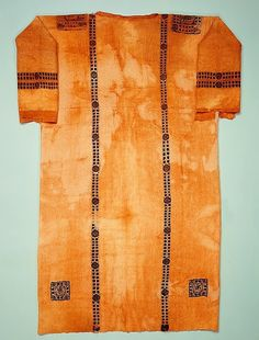 Tunic, wool, from Akhmim, Egypt, 5th century CE.