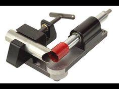 Приспособление обрезки седловин на торцах труб TN4-75 Blacksmith - YouTube