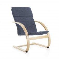 Rocking Chairs: Teachers Rocker - Denim