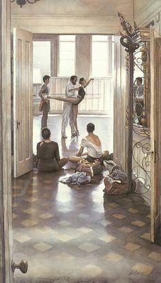 Hanks Steve San Francisco Academy of Ballet
