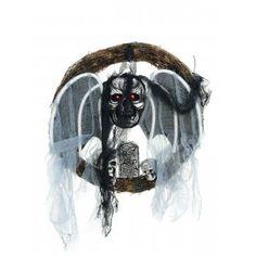 Dekoration Halloween Taschen, Halloween Decorations, Darth Vader, Fictional Characters, Halloween Tombstones, Head Wreaths, Dekoration, Halloween Jewelry