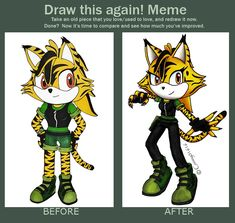 September 2018 vs August 2020 September, Draw, Deviantart, Fictional Characters, To Draw, Sketches, Painting, Fantasy Characters, Tekenen
