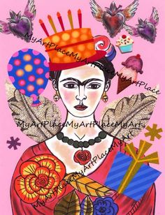 >>>Our Lady of Eclectic Sweetness<<< by Zhenne Wood on Etsy