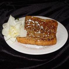Wentelteefjes (pain doré hollandais)