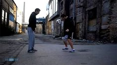 PEOPLE ARE AWESOME (Football / Soccer Edition) A compilation of incredible football trick shots and freestyle skills.
