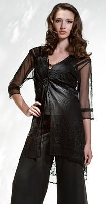 Titanic style jacket in Black #wardrobeshop
