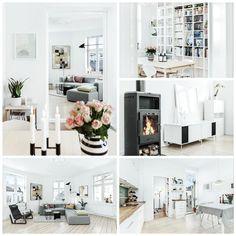 #Grünerløkka #Oslo #Scandinavian Style Deco, Gallery Wall, Real Estate, Home Decor, Rome, Homemade Home Decor, Real Estates, Decoration Home, Interior Decorating