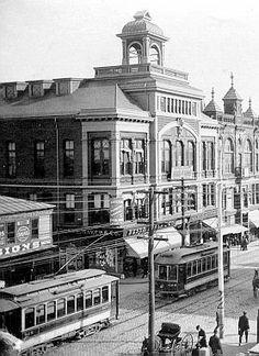 City Theater. Brockton, Ma..