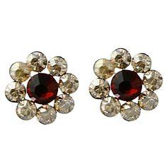 gameday earrings. Go #Noles!