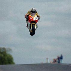 Isle of Man TT racer