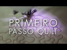 Dica de Sexta: Primeiro passo do quilt livre (Tutorial Patchwork) - YouTube