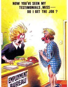 Bilderesultat for comic postcards Funny Cartoon Pictures, Cartoon Jokes, Funny Cartoons, Funny Comics, Funny Memes, Cartoon Fun, Funny Humour, Funny Quotes, Hilarious