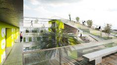 CYC Students Residence University / EKKY Studio