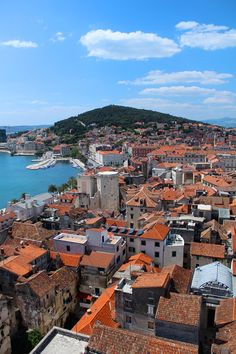 Split, Croatia - My grandmother had a friend named Rose from here who I have fond childhood memories of time spent in her kitchen. She moved back to her hometown after I grew up and how I'd love to see her!
