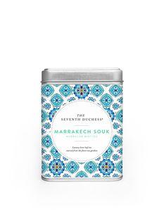 Marrakech Souk - Moroccan Mint Tea by The Seventh Duchess