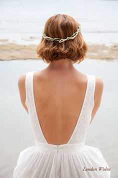 Seashell Crown  //  Corona de conchas