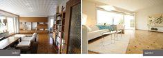 Home Staging Altbau Wohnzimmer
