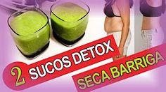 fazendo suco detox - YouTube