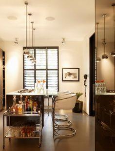 Notting Hill Townhouse - contemporary - kitchen - london - Kelly Hoppen Interiors