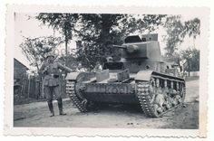 Polska, lekki czołg 7TP, 1939