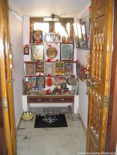 Pooja Room. Image Downloaded From Internet Part 78