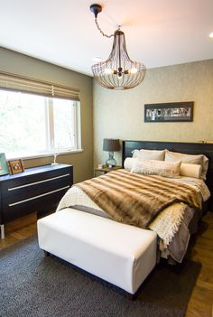 Paint colors that match this Apartment Therapy photo: SW 7033 Brainstorm Bronze, SW 6108 Latte, SW 6990 Caviar, SW 7517 China Doll, SW 6525 Rarified Air