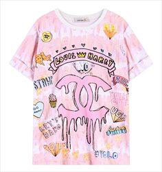 Heart Harry One Direction T-shirt