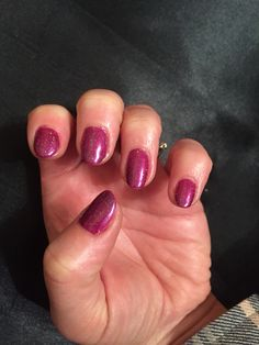 CND Shellac tango passion with dazzling dance