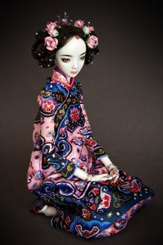 Valley Of The Dolls--Enchanted, Luxury, Porcelain Dolls You Simply Must See