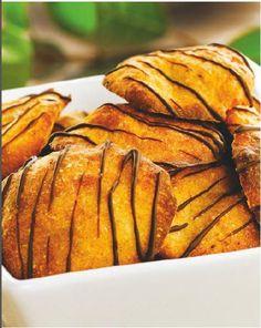 Comparte Recetas - Pastas de naranja