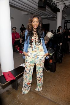 Fashion Envy: Our Favorite Angela Simmons Style Moments! (PHOTOS)
