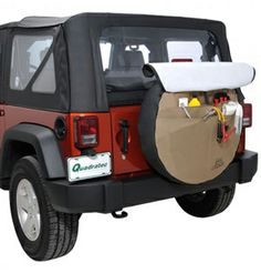 jeep spare tire covers   07-'14 Jeep Wrangler JK Tires and Accessories