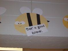 Bee Theme class rules display