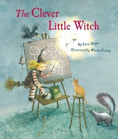 The Clever Little Witch on www.amightygirl.com