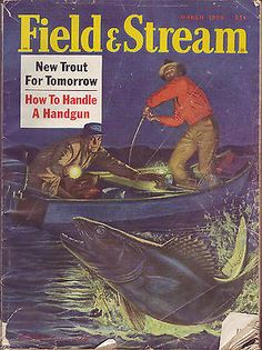 3 1959 Field Stream Magazine | eBay