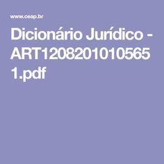 Dicionário Jurídico - ART12082010105651.pdf