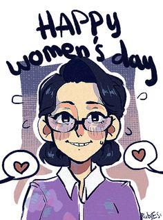 "ruby-ess: ""women's day"