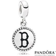 Boston Red Sox MLB Dangle Unforgettable Moment Charm by PANDORA� Jewelry