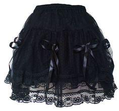 Gothic Skirt Prom Ni