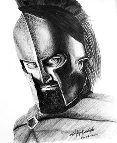 Gerard Butler as Leonidas from movie ''300'' by sukhi_87, via Flickr