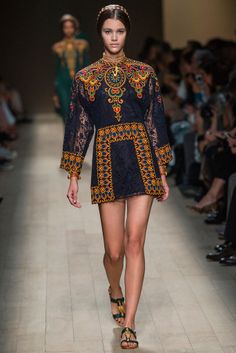 Valentino's Spring 2014 Collection
